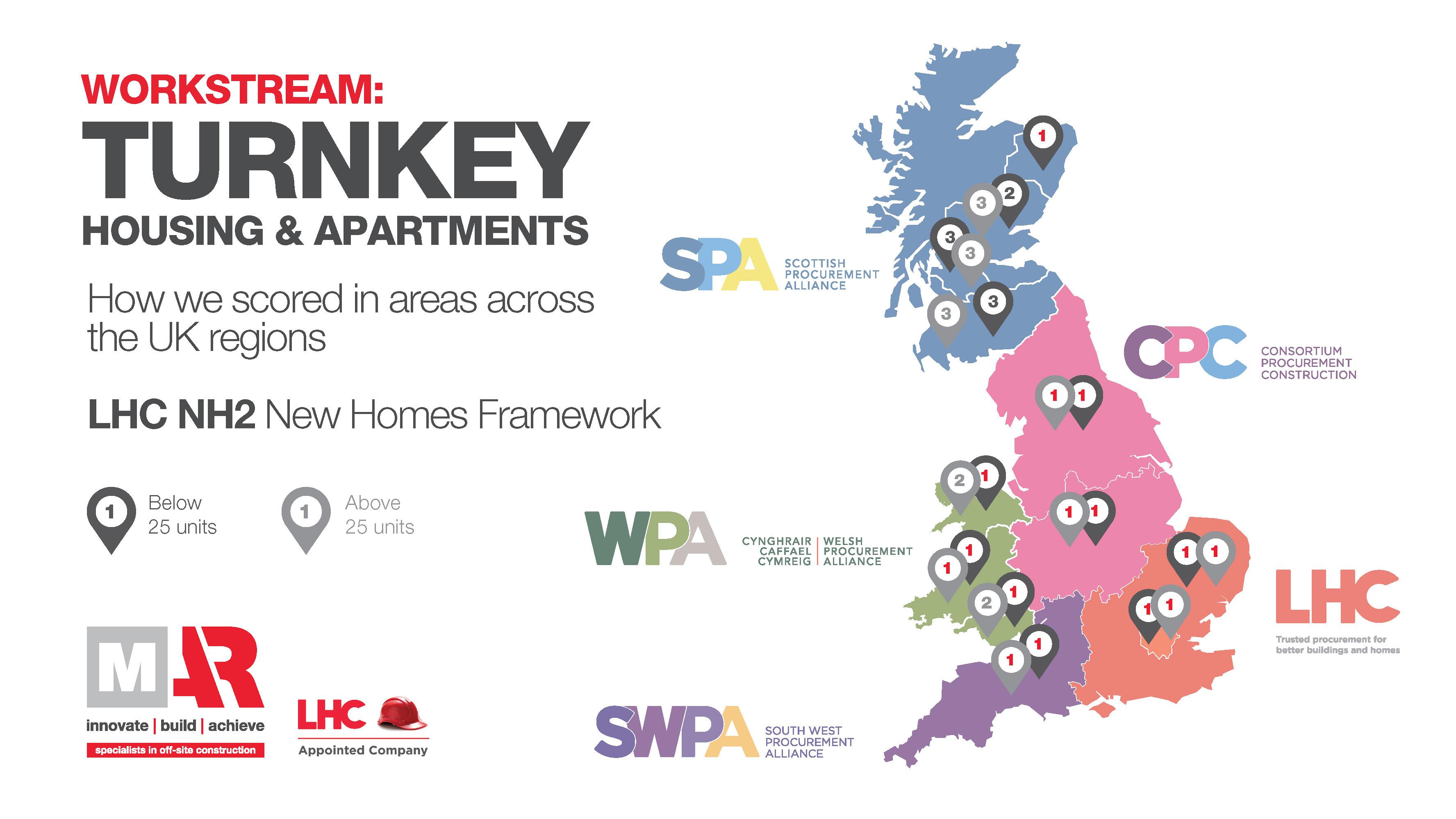 Map - M-AR ranking UK
