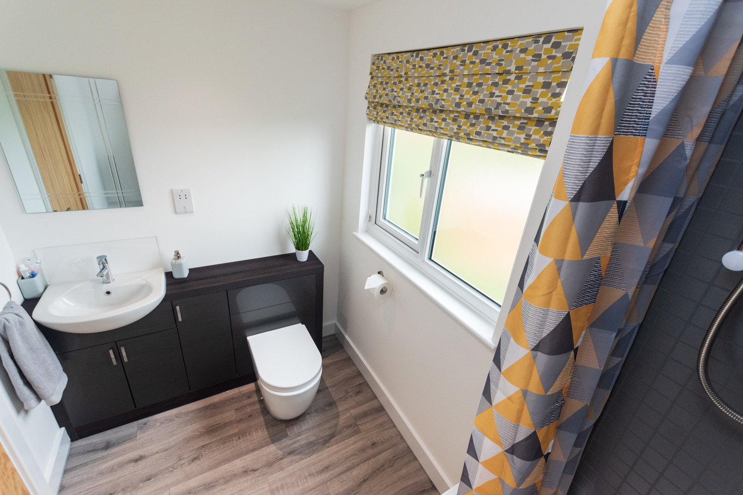 ASA Residential modular home bathroom